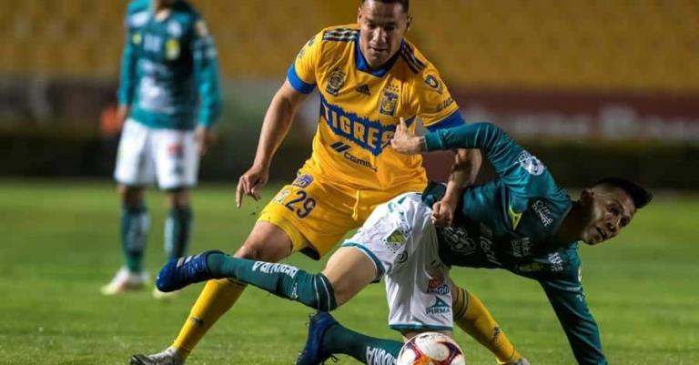 Tigres gana de local 2-0 al actual campeón León