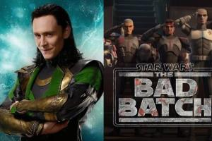 Disney+ estrenará Loki en junio y Star Wars: The Bad Batch en mayo